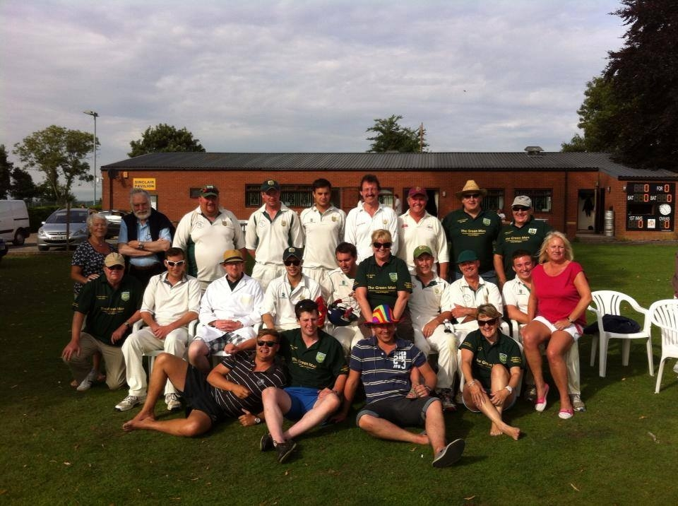 Cricket Club picture